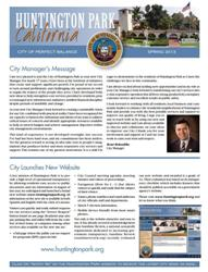 Newsletter Web